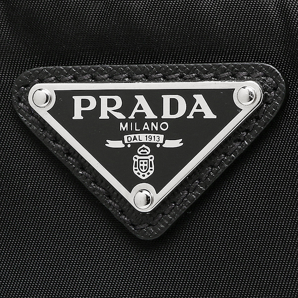 프라다 가방 PRADA 2 VH002 064 F0002 TESSUTO SAFFIANO 숄더백 NERO