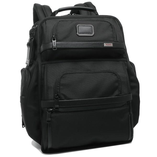 【4時間限定ポイント10倍】トゥミ バッグ TUMI 26578 D2 アルファ ALPHA T-PASS ビジネスクラス メンズ リュック・バックパック BLACK