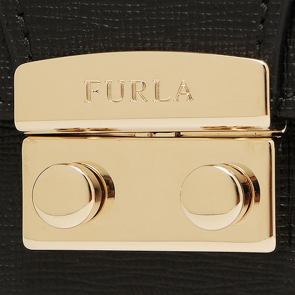 후르라 지갑 FURLA 824821 PO66 B30 JULIA XL BIFOLD장 지갑 ONYX