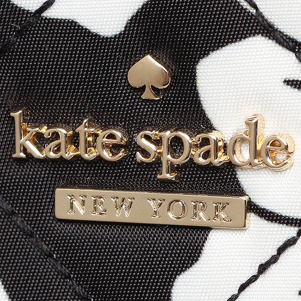 케이트스페이드밧그레디스 KATE SPADE PXRU6860 098 RIDGE STREET INTERNATIONAL CARRY-ON캐리어・캬 리 가방 BLACK MULTI