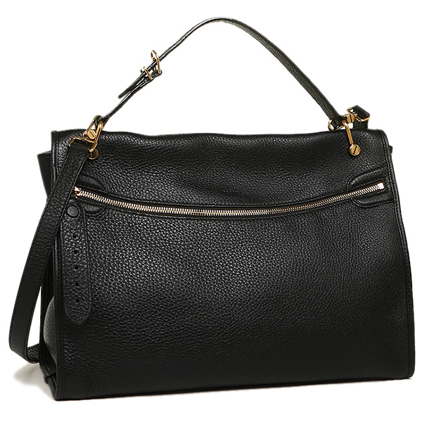Bally Bags 6203571 Bloom Hobo Md 2 Bag Black