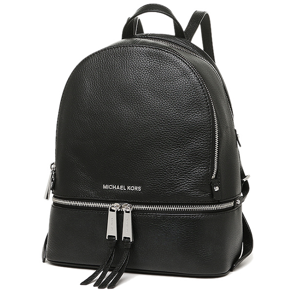 d332fd90e3d49c ... new zealand michael course bag michael michael kors 30s5sezb1l 001 rhea  zip backpack backpack black 08b9c ...