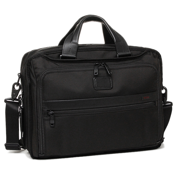 Tumi bag 26132 D2 TUMI Alpha ALPHA BALLISTIC BUSINESS men's business bag  BLACK