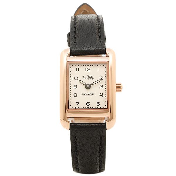 コーチ 腕時計 レディース COACH 14502451 シルバ- ピンクゴ-ルド ブラック
