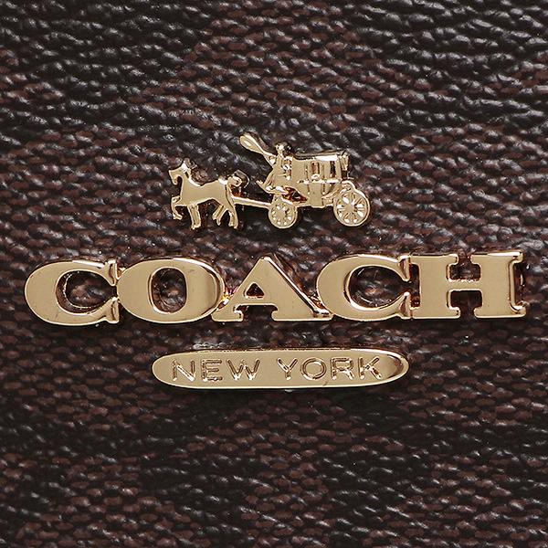 코치 토트 백 아울렛 COACH F36658 브라운퓨샤