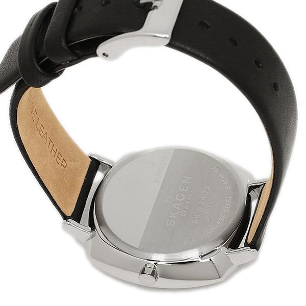 스카겐 시계 SKAGEN SKW2403 RUNGSTED 랑스텟드멘즈 손목시계 워치 실버/블랙