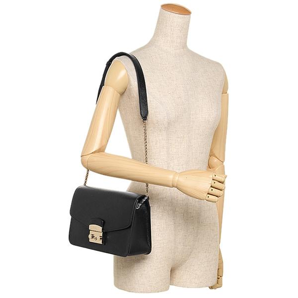 Furla Bag 835155 Bhv7 O50 Metropolis S Sholder Shoulder Onyx