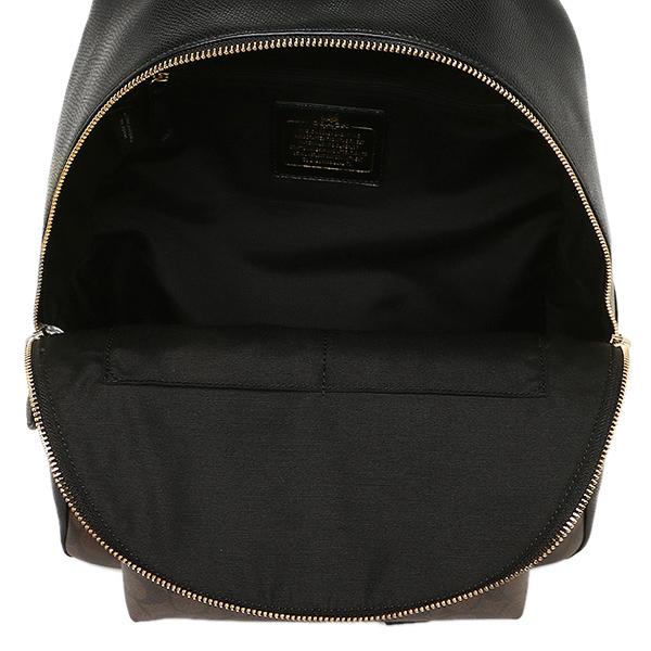 教练COACH帆布背包奥特莱斯F38301 IMAA8棕色黑色