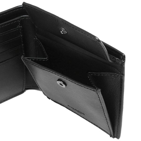 black coach purse outlet 7za1  Coach purse outlet COACH F75363 BLK signature cross grain leather mens two  bi-fold wallet