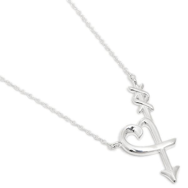 Brand shop axes rakuten global market tiffany necklace tiffany tiffany necklace tiffany co 36343206 paloma picasso loving heart alor arrow pendant silver mozeypictures Choice Image