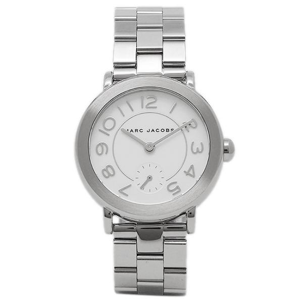 マークジェイコブス 時計 MARC JACOBS MJ3469 RILEY リレイ レディース腕時計ウォッチ シルバー