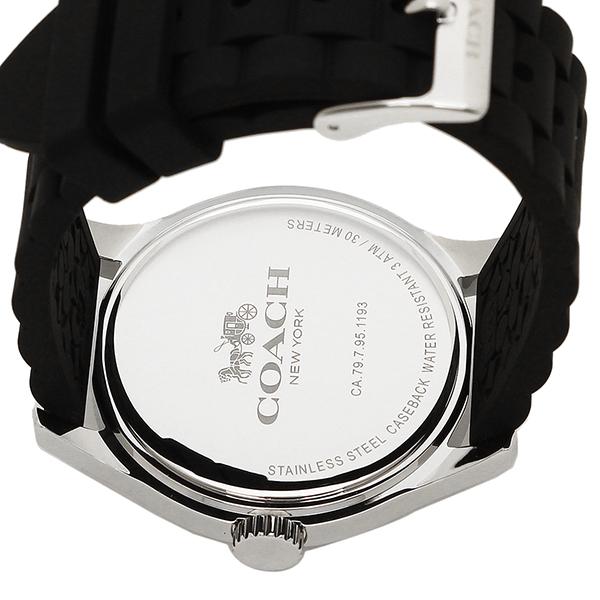 코치 손목시계 아울렛 COACH W6033 BLK 블랙 실버