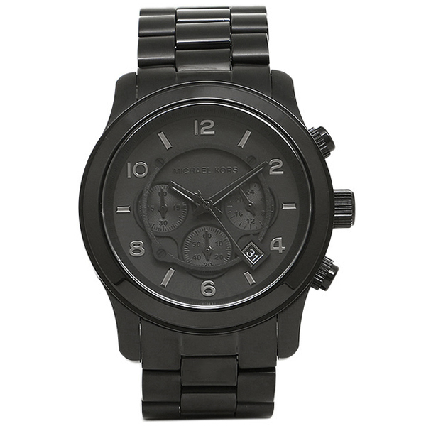 【返品OK】マイケルコース 腕時計 レディース MICHAEL KORS MK8157 ブラック