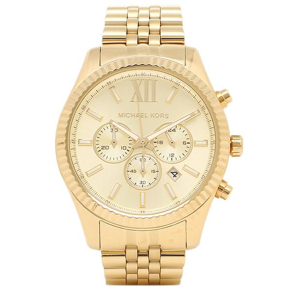 マイケルコース 腕時計 メンズ MICHAEL KORS MK8281 MK8281710 ゴールド