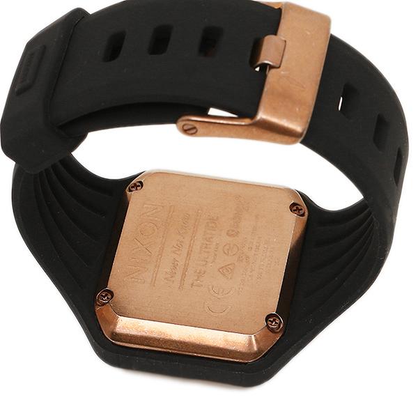 닉슨 시계 NIXON A476872 ULTRATIDE 우르트라타이드유니섹스 손목시계 워치 블랙/브라운