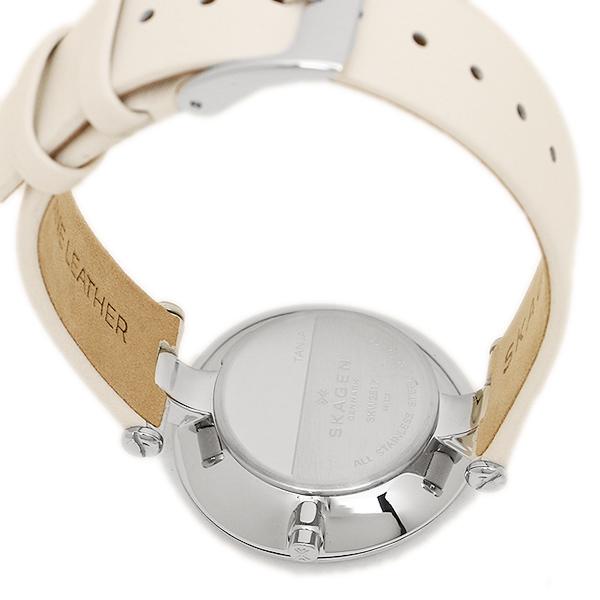 스카겐 시계 SKAGEN SKW2517 TANJA 타냐레디스 손목시계 워치 화이트