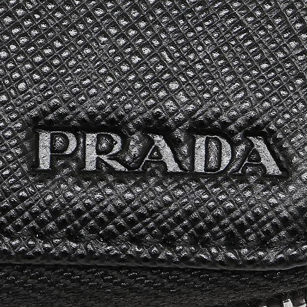 프라다 지갑 PRADA 2 ML220 PN9 F0002 SAFFIANO 1 여행 케이스장 지갑 NERO