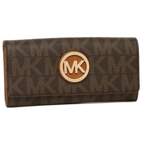 9545c735d365 Buy michael kors fulton flap continental wallet   OFF64% Discounted