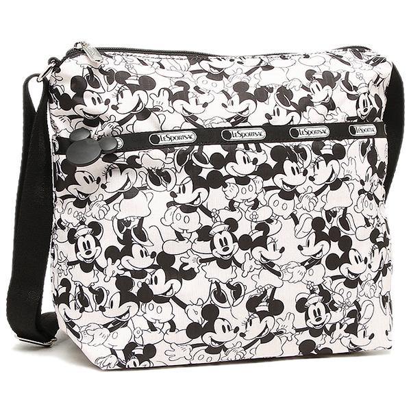 Lesportsac Bag 7562 P928 Small Cleo Crossbody Hobo Shoulder Mickey Loves Minnie