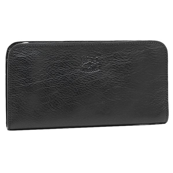 イルビゾンテ 財布 レディース IL BISONTE C0909 P 153 長財布 BLACK