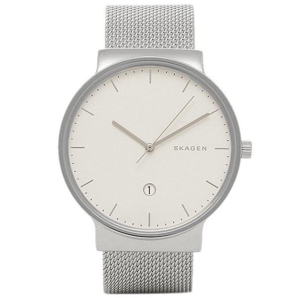 【4時間限定ポイント10倍】スカーゲン 時計 SKAGEN SKW6290 ANCHER アンカー メンズ腕時計 ウォッチ シルバー