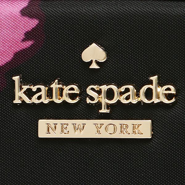 케이트 스페이드 파우치 KATE SPADE PWRU5117 098 레이디스 블랙 멀티