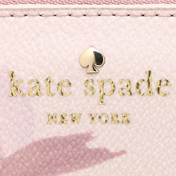 케이트 스페이드장 지갑 KATE SPADE PWRU5230 515 레이디스 핑크 멀티