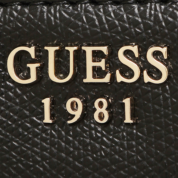 게스 지갑 GUESS VG662846 LIYA SLG LARGE ZIP AROUND장 지갑 BLACK