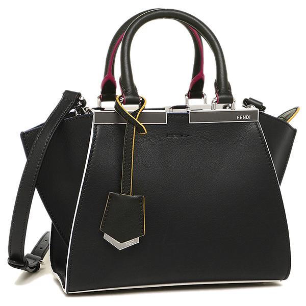 Fendi Bag FENDI 8BH333 5 C 3 F0GXN MINI JOURS 2WAY BLACK