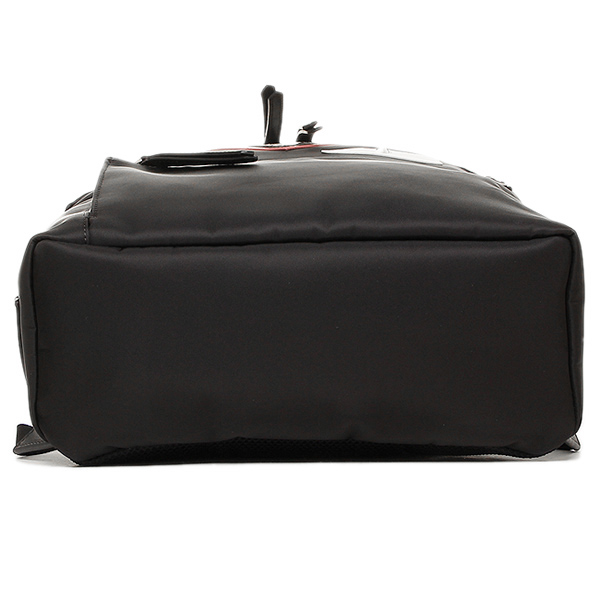 芬迪包FENDI 8BZ035 7ZP F03B0巨兽BACKPACK MONSTER帆布背包·背包BLACK