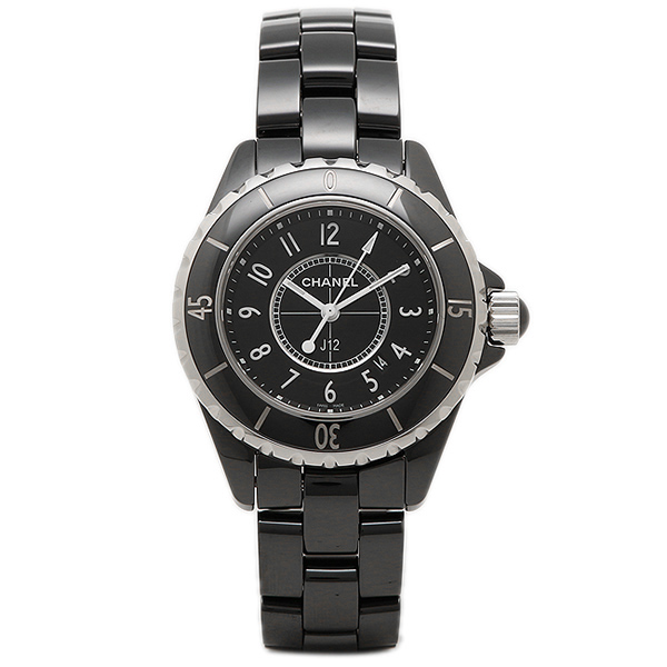 dial chanel watches timeless ref automatic black midsize product