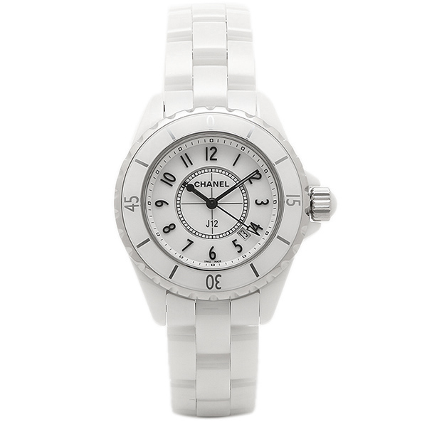 the latest 046e9 02af3 Chanel CHANEL watches watch Chanel Watch CHANEL J12 H0968 33MM white  ceramic ladies serial Yes