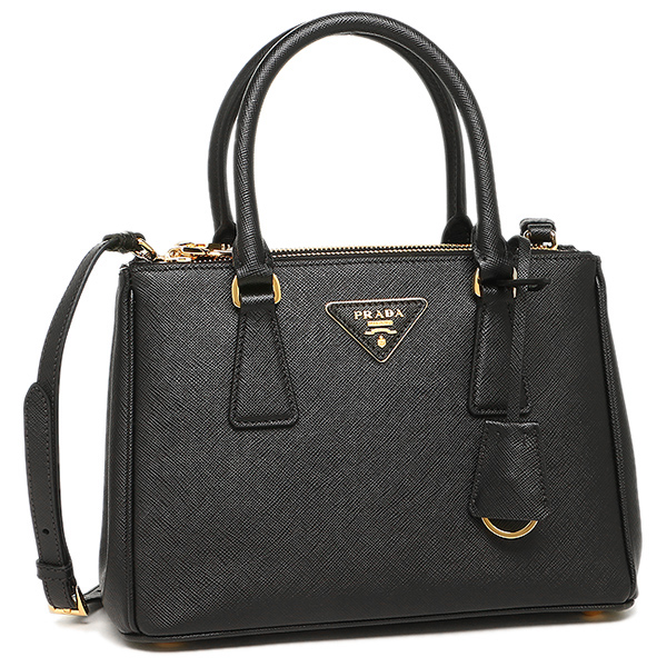 Prada Bags 1ba896 Nzv F0002 Saffiano Lux Borsa Shoulder And 2 Way Bag Nero
