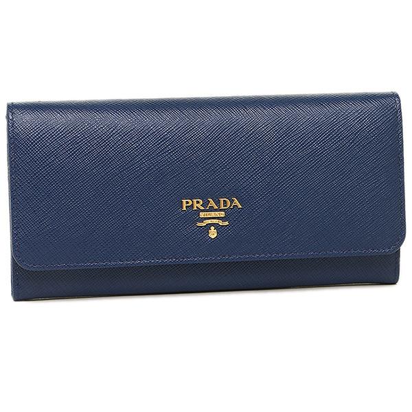04183d96f4d9 Prada PRADA 1MH132 QWA F0016 SAFFIANO METAL ORO PORTAFOGLIO wallets purse  BLUETTE ...