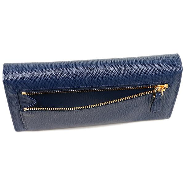 0de75e46dcd8 ... Prada PRADA 1MH132 QWA F0016 SAFFIANO METAL ORO PORTAFOGLIO wallets  purse BLUETTE ...