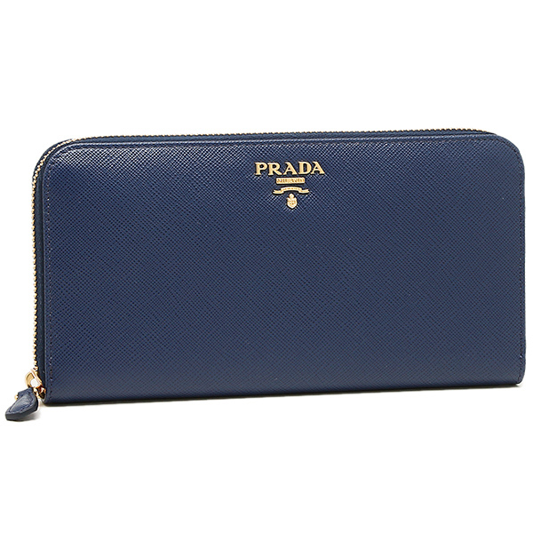 the latest d3910 c0d1e Prada PRADA 1ML506 QWA F0016 SAFFIANO METAL ORO PORTAFOGLIO wallets purse  BLUETTE
