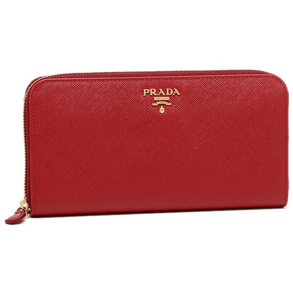 75c21347d621 Prada wallets PRADA 1ML506 QWA F068Z SAFFIANO METAL ORO PORTAFOGLIO wallet  FUOCO ...