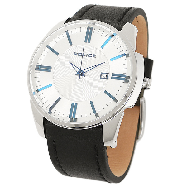 폴리스 시계 맨즈 POLICE PL14384 JS/04 GOVERNOR 5 기압 방수 손목시계 워치 BLACK/WHITE/SILVER