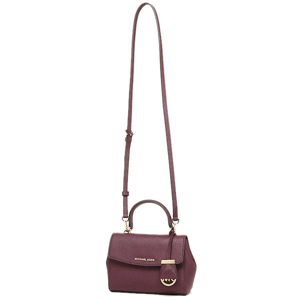 26656372fdb00 ... Small Saffiano Leather Satchel Purple - michaelkorsers.com Michael  course bag MICHAEL MICHAEL KORS 32F5GAVC1L 633 AVA XS CROSSBODY shoulder bag  2-WAY ...