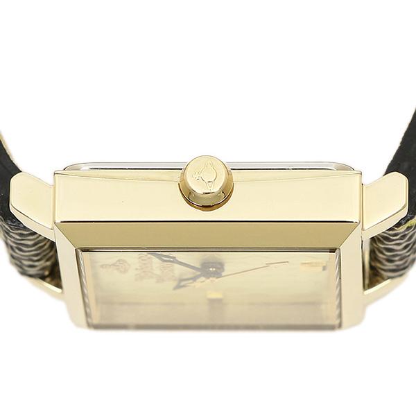 维维恩维斯特伍德钟表VIVIENNE WESTWOOD VV087GDBR EXHIBITOR ekishibitaredisu手表表黄金/多重