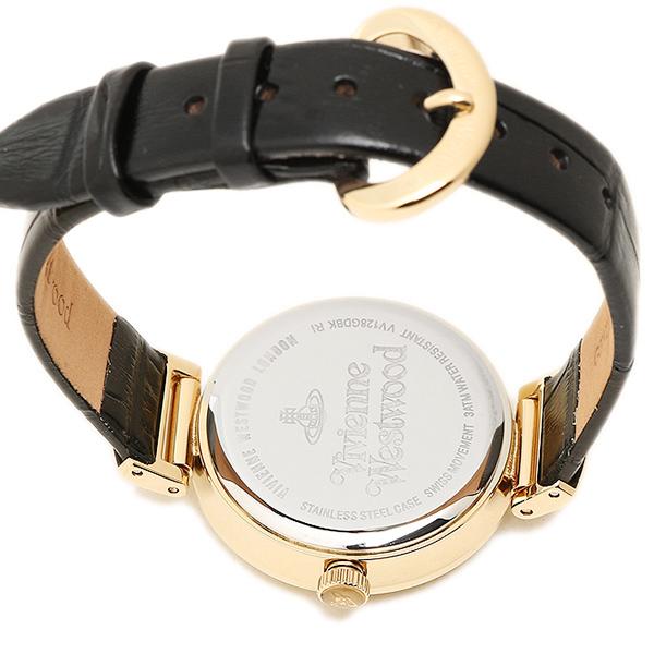 비비안웨스트웃드 시계 VIVIENNE WESTWOOD VV128GDBK HAMPTON 햄프톤 레이디스 손목시계 워치 골드/블랙