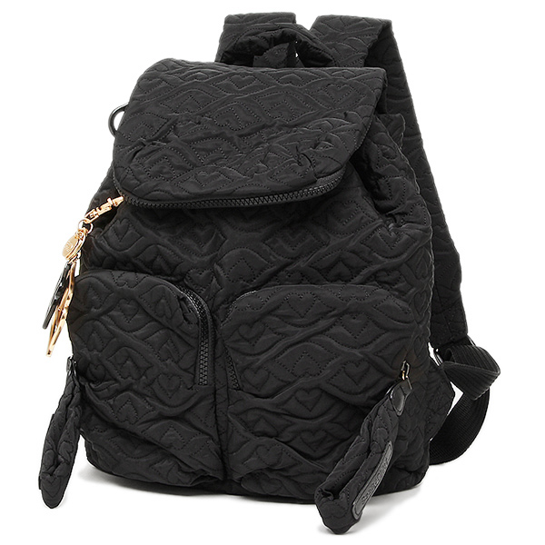 shibaikuroebaggu SEE BY CHLOE女士9S7877 P281 001 BISOU TEXTILE SMALL BACKPACK帆布背包·背包BLACK