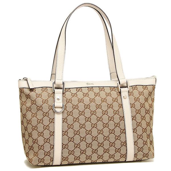 2f33e4e1910e Gucci bag GUCCI 141470 KY9JG9773 Abbey ABBEY tote bag BEIGE EBONY/GESSO ...