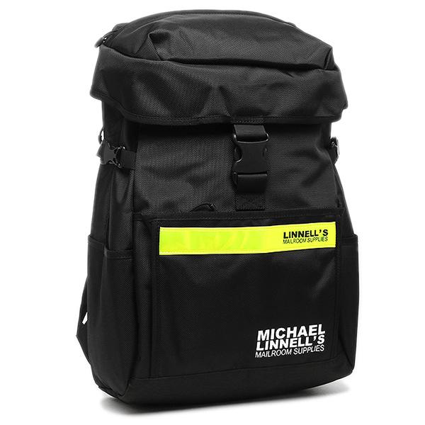 【4時間限定ポイント10倍】マイケルリンネル リュック MICHAEL LINNELL ML-016 約27L イエロー