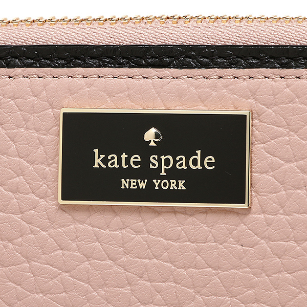 凯特黑桃长钱包KATE SPADE PWRU4889 231 redisutosutiddoito