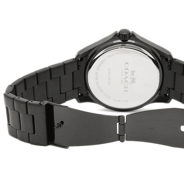7d066d818ab2 レディース 腕時計 コーチ アウトレット ネイビー/シルバー NAV W5021 COACH-メンズ腕時計 - embroitique.com