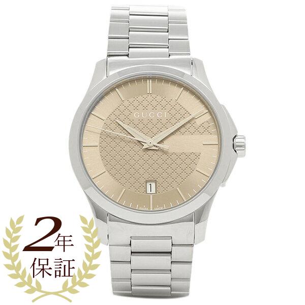 9ea71daf16a Brand Shop AXES  Gucci watch YA126445 GUCCI G timeless mens watch ...