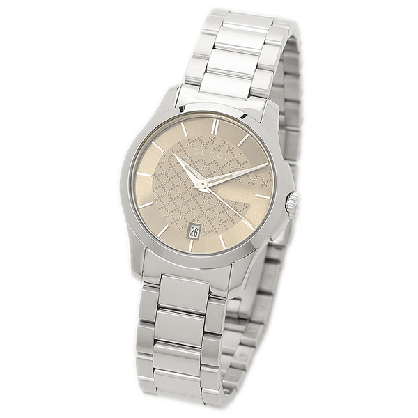 7ebc7ea9793 Brand Shop AXES  Gucci watch YA126526 GUCCI G timeless ladies watch ...