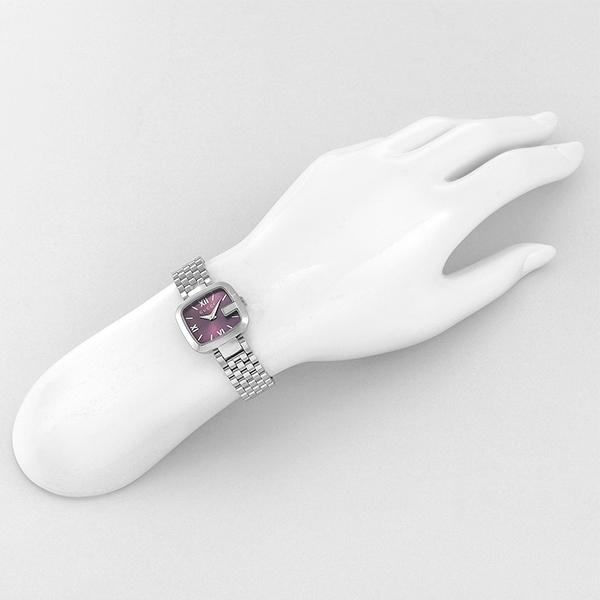 구찌 GUCCI YA125518 G GUCCI 손목시계 워치 퍼플/실버