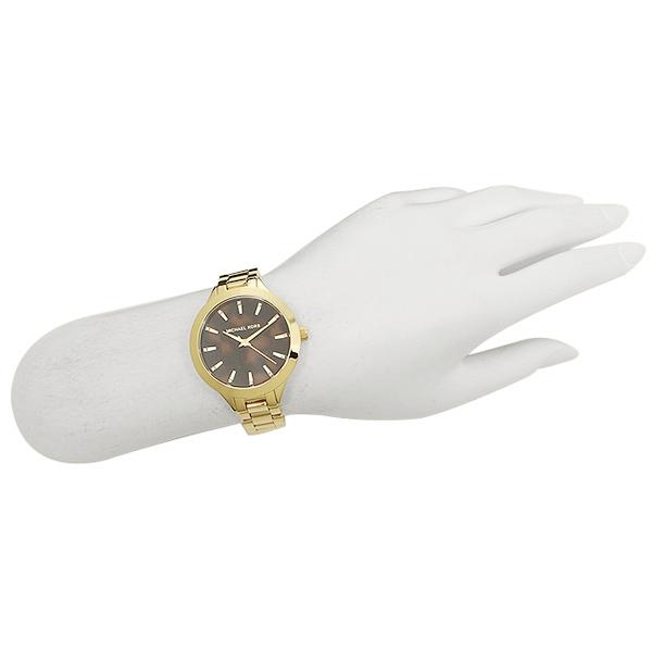 마이클 코스 손목시계 MICHAEL KORS MK3535 골드 브라운